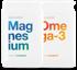 Magnesium & Omega 3 visolie