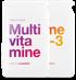 Multivitamine & Omega 3 visolie