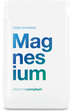 Magnesium kwartaalverpakking