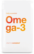 Vitaminecompleet Omega-3 visolie
