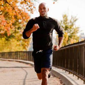 hart joggen