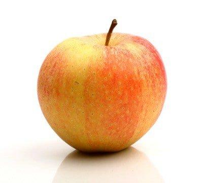 Appels zijn een bron van borium