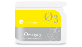 Omega-3 maandverpakking