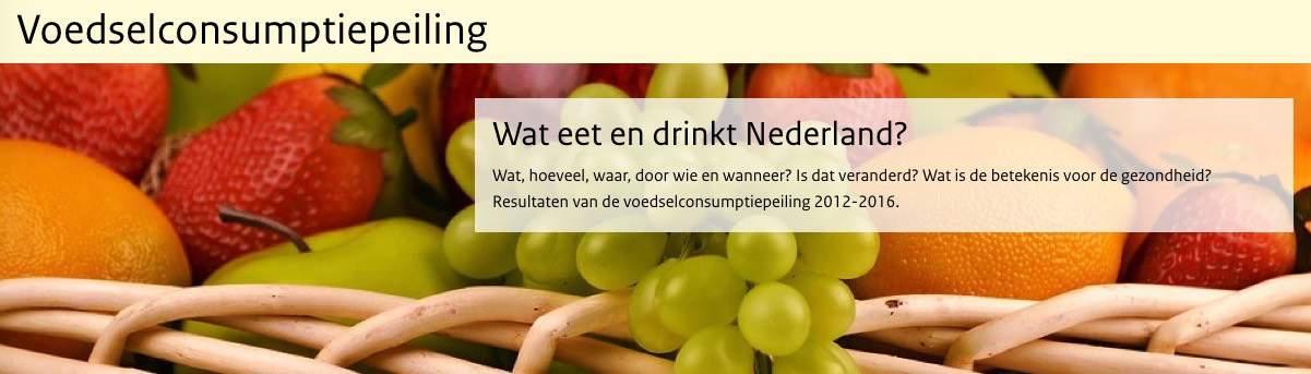 voedselconsumptiepeiling2018