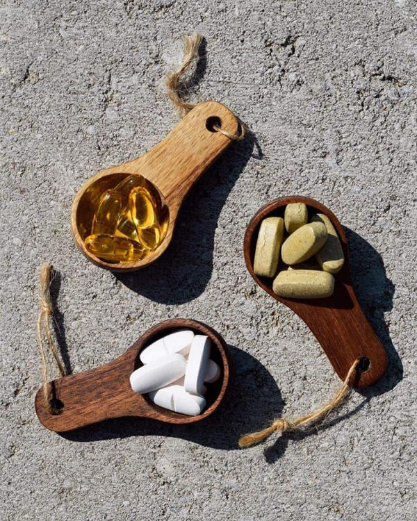 Houten lepels supplementen